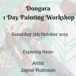 Dongara Workshop 5 Oct 2019