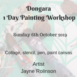 Dongara Workshop 6 Oct 2019