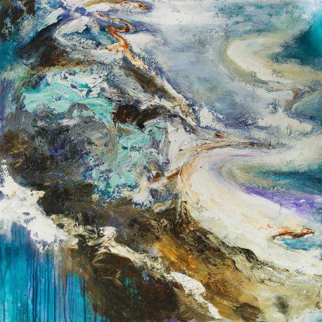Wind Swept Coastline – 021016