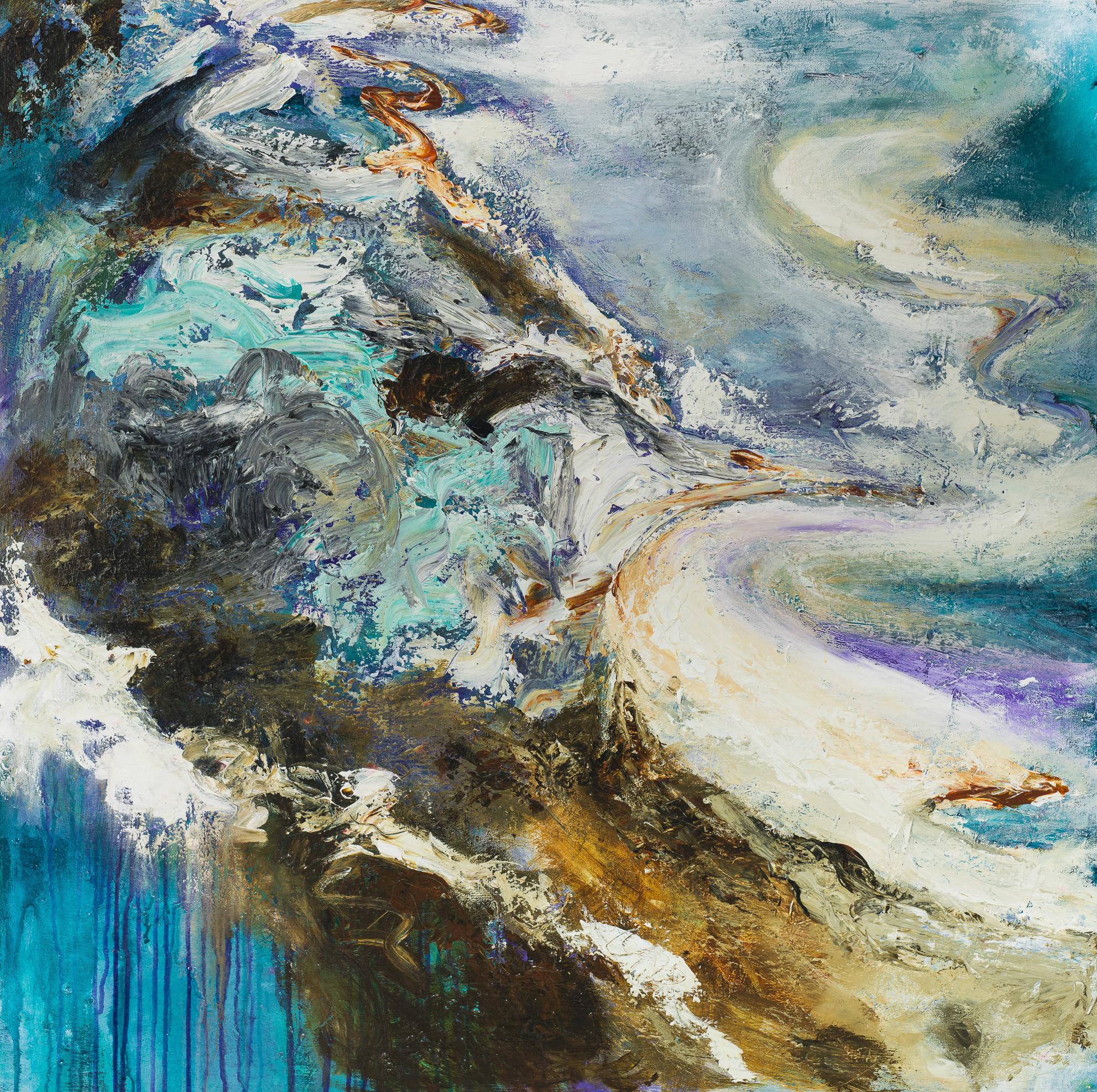 Wind Swept Coastline - 021016