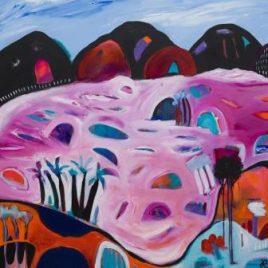 """Pink Lakes"""