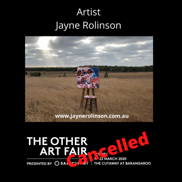 The Other Art Fair -Sydney – 19th-22nd March 2020
