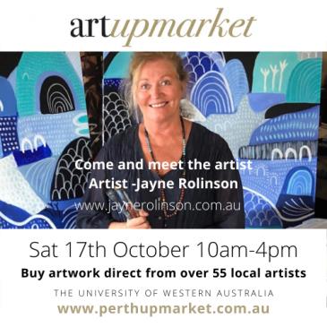 Art Up Market 17th October 2020