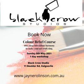 Kalgoorlie Colour Rebel Workshops